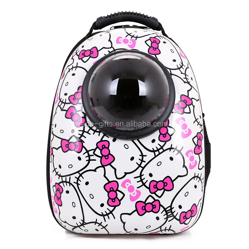 dog cat overnight bag carrier capsule pet backpack bag