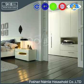 modern bedroom furniture wooden almirah designs with price picture