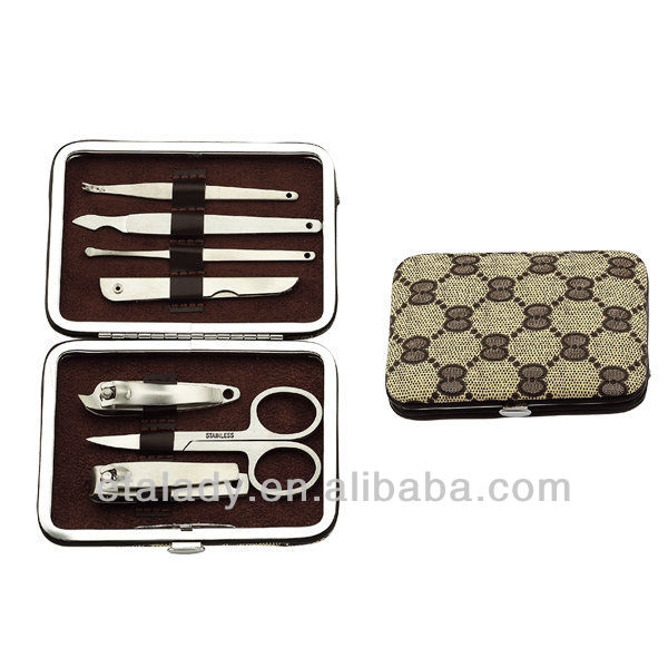 Reliable quality manicure set 4pcs new manicure set