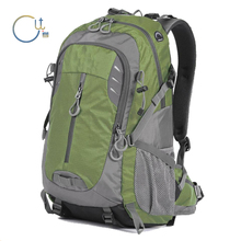 Manufacture 40L sports rucksack outdoor hiking backpack bag