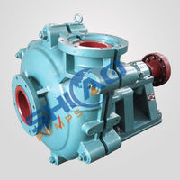 2013 new products anti-abrasive slurry pump made in China