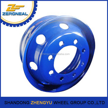 Stronger used semi truck wheels