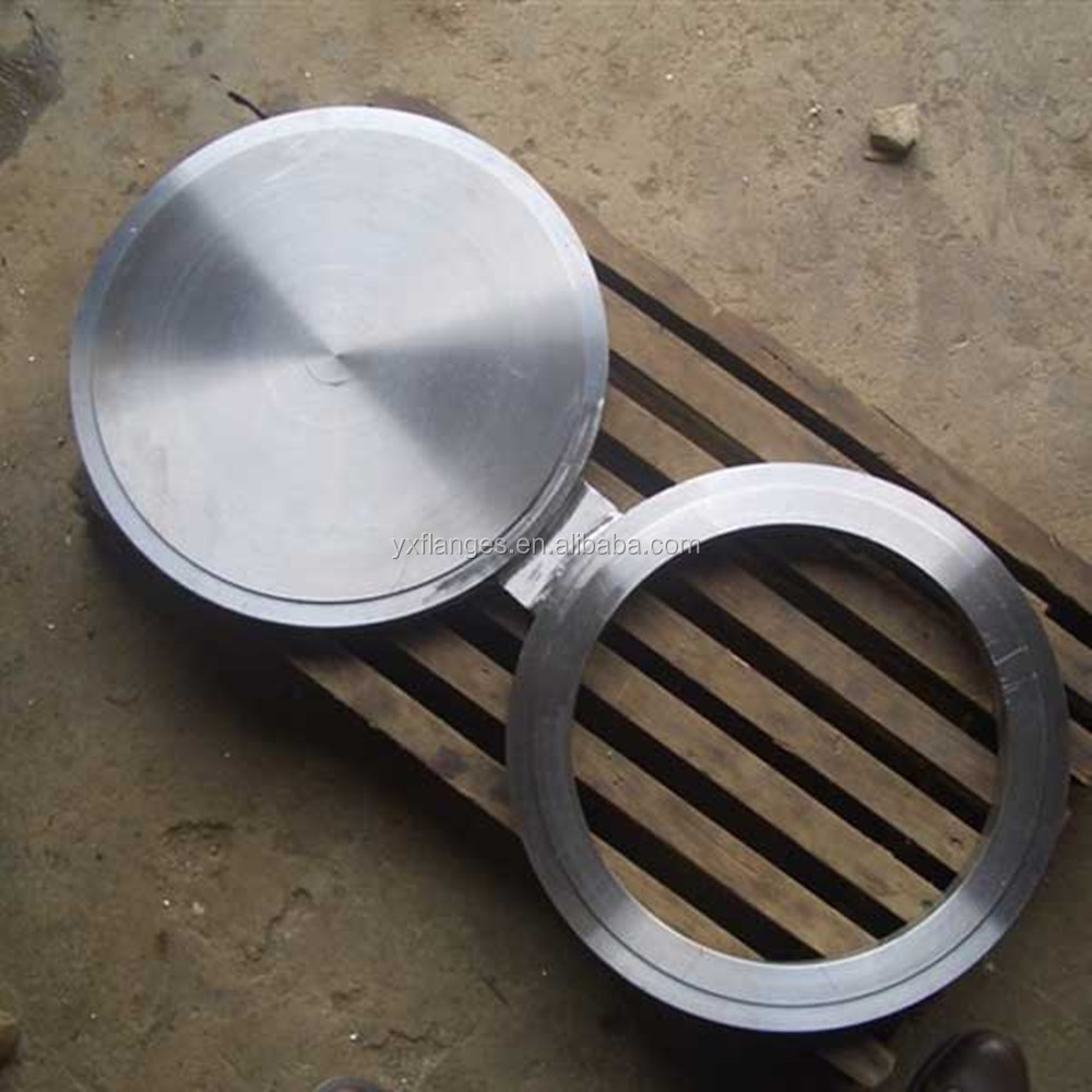 ANSI B16.5 Welded Spectacle Blind Flange