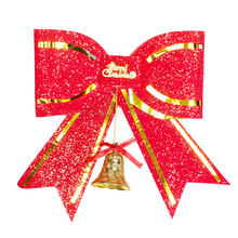 Wreath Decorations Party Supply Gifts And Presents Wrapping Plastic Outdoor Christmas Bows