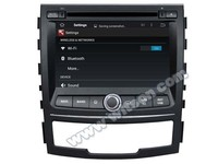 WITSON ANDROID 4.4 SPECIAL CAR DVD FOR SSANGYONG ACTYON WITH 1.6GHZ FREQUENCY DVR SUPPORT WIFI STEERING WHEEL
