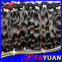 Hot selling new arrival natural color 5a virgin wet and wavy peruvian hair equal hair weave