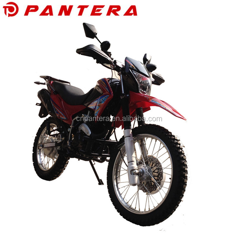 Dirt Bike Cheap Motocicleta Mini Motorcycle 200cc Moped Style