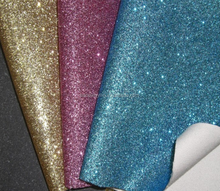 PU glitter synthetic special flash leather for lady shoe and bag