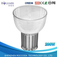 Good price!!!50W 80W 100W 160W 200W factory chip AC 100-240V New Type Indoor LED High Bay