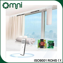 China Supply Automatic Electric Curtains and Blinds/DIY Automatic Curtain Opener/Motorized Drapery Systems
