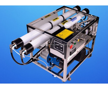 Drinking water purifier machine, seawater/brackish water small RO plant