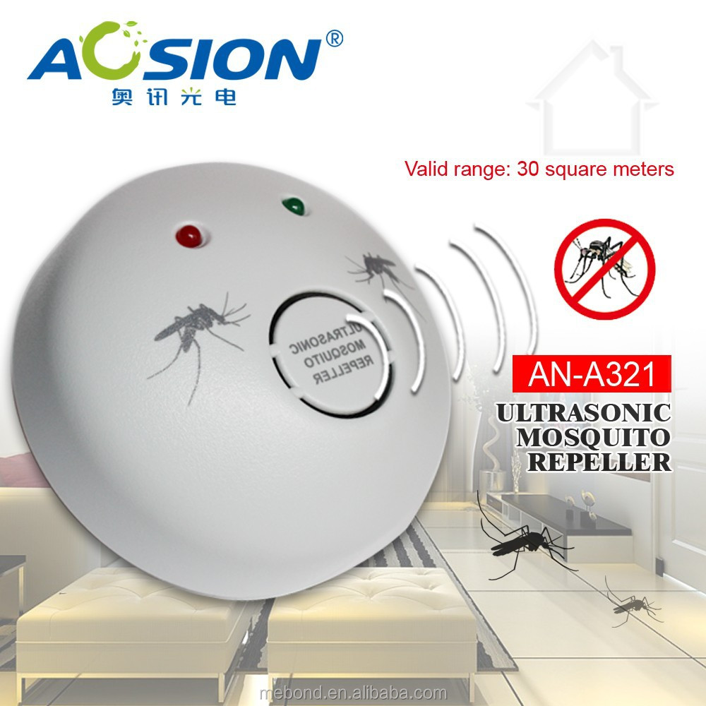 For good life High-tech ultrasound plug-in electronic best mosquito repellent factory