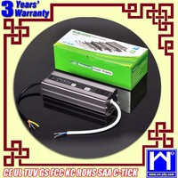 3w 10w 50w 60w 65w 70w 80w 100w led waterproof power supply 12v