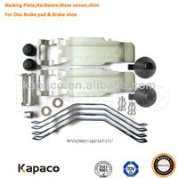 disc brake repair kit For BUS TRUCK Brake pad