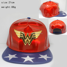 Hot Movie Wonder Woman Mark Cartoon Hat Anime Cute Sports Cap Wholesale