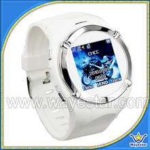 1.5inch screen Single sim MP3 MP4 fm bluetooth camera MQ998 watch phone