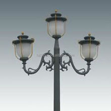 cast iron street lamp/road lamp street/metal outdoor lamp cover