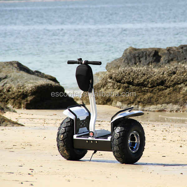 Brand new ESOI CE/RoHS/FCC approved chariot motorized water scooters with 2 front small wheels motorcycle