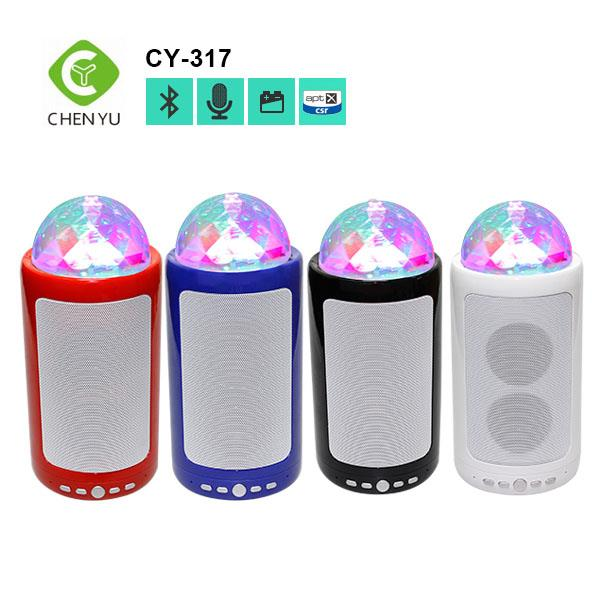 The newest design cylindrical portable mini bluetooth BT speaker super pocket size