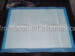 customized underpad 60x90 for hospital and home care