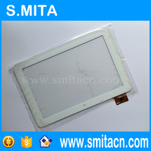 10.1 inch tablet HKC X106 dual core touch YTG-P10005-F1 P26004A-LLT V1.0 258x171mm 10pin white color