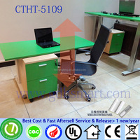 adjustable height unique office desk teak wood carved dining table bamboo laptop table