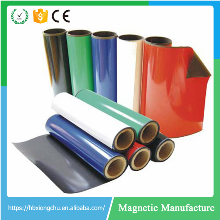 colored Thin magnetic sheets 620MM X 500MM for whiteboard