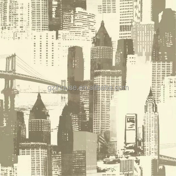 beautiful classic city style designs cheaper wallpaper prices china