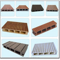 Popular Easy Assemble Outdoor PVC Decking