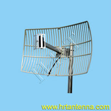 High gain 2.4GHz WiFi parabolic dish antenna TDJ-2400SPD4