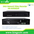 2015 New arrival Shenzhen KingCCTV 1080p professional and wholesale 24ch nvr