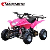 China Mademoto 70cc kids atv 4 wheelers 70cc Mini Quad