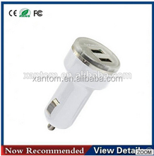 Micro Auto Usb Charger 5v 2.1a Car Charger For Iphone Ipod Ipad Mobile Zune