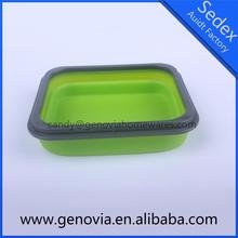 New Style cookware aluminum lunch box made of silicone