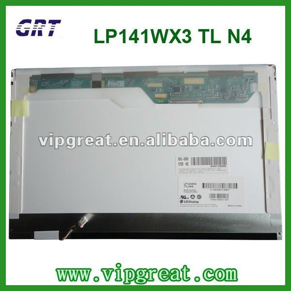 "14.1"" lp141wx3( tl)( n4) laptop lcd panel"