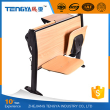 Tengya Campus Seating School Furniture Public Classroom Amphitheater Chair Wholesale
