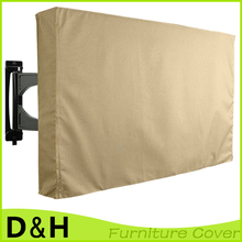 high quality waterproof dustproof outdoor LED TV cover