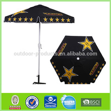 Top 10 Factory wholesale Patio umbrella Polyester patio parasol