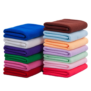 durable microfiber towel micro fiber cleaning / edgeless microfiber cleaning cloth china wholesale / microfiber dish mat