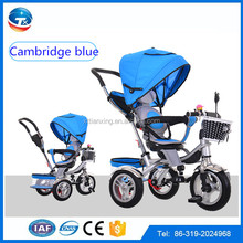 Aluminum Alloy Frame Material and Baby Stroller Type tricycle/seat can 360 turned