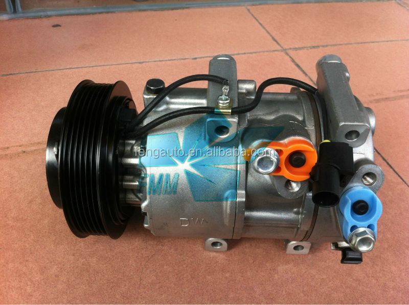 air ac compressor DVE16 2011 FOR HYUNDAI TUCSON 2.4 97701-2S500