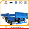 Chengda brand China famous heavy loading international cargo truck trailer