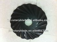 farm machienry parts plow disc blade