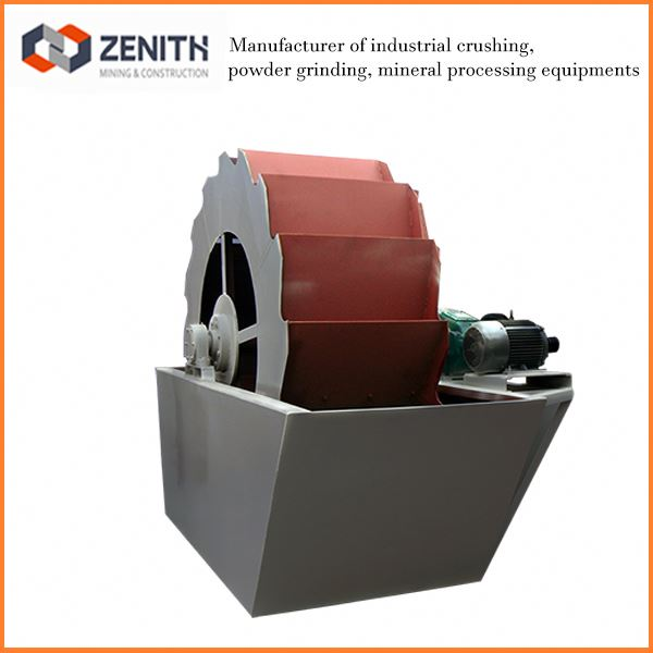 Simple structure easy operate sand cleaning machine/ sand cleaner