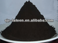 dark alkalized or black cocoa powder for Russia market