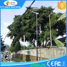 Rural area solar led street light system / solar power street light 15w 20w 30w 40w 50w