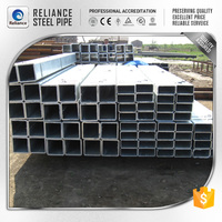 HOT DIP GALVANIZED SQUARE HOLLOW SECTION WEIGHT OF GI PIPE