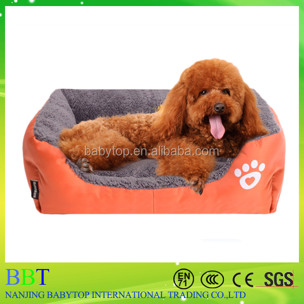 2016 popular dog bed , funny small animals bed
