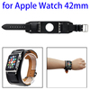 Wholesale Price Cuff Genuine Leather Watch Band for Apple Watch Band Strip Accessory