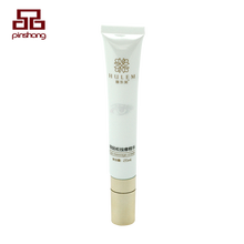 Eye massage cream long nozzle package soft tube